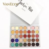 Wholesale Dropshipping Newest Eye Shadow Mor g Dreamy Colors Eyeshadow Palette Hot Sale The JaclYn Hill Eyeshadow Palette