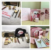 Wholesale Cupcakes Christmas - Kylie Makeup Cosmetics 20 birthday collection the birthday gold bundle the limited edtion birthday collection Twenty liplit cupcake queen