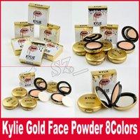 Wholesale Plus Size Professional - Kylie Jenner Face Powder Makeup Kylie Face Powder Professional Studio Fix Powder Plus Foundation Press Make Up Cosmetic 8 Colors