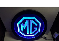 ingrosso motore a segno al neon-MG Morris Garage Motors Auto RGB led MultiColor il controllo wireless birreria pub club neon light sign Regalo speciale
