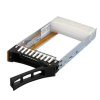 kaliteli sabit diskler toptan satış-Toptan-yeni Sıcak 2.5 inç SAS SATA Sunucu HDD Sabit Sürücü Körfezi Tepsi Braketi Caddy for IBM Sürücüler 44T2216 yüksek kalite