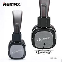 Remax Bluetooth Cuffia HiFi Stereo Auricolare Ad alta definizione Microfono in pelle per Laptop Phone Pad Gaming Game Headset