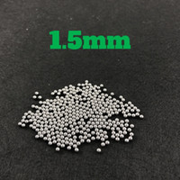 Wholesale Ball Load - 1.5mm Chrome Steel Bearing Balls AISI 52100 100Cr6 G10 Hardened Precision Chromium Balls For High Load Bearings, Automotive Components