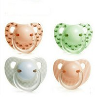 Wholesale Strawberry Products Wholesale - Wholesale-New Nipple 2014 Safe Quality Baby Products Creative Dandelion,strawberry milk Style Infant Pacifier Funny Cute Baby Pacifier NZ8