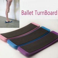 Wholesale Dance Turning - new arrival Woman Ballet Turnboard Dancing Turn Board Ballet Practice Tools Foot Accessories Ballet Circling Board Tools