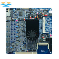 Wholesale Partaker Firewall Motherboard ITX D25SL D2550 Dual core CPU with ethernet ports DHL FEDEX EMS