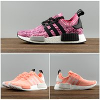 Hot Sale 2017 New NMD R1 sapatos de corrida NMD R1 W