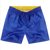 Wholesale Beach Shorts For Couples - Wholesale-New Brand Couple Shorts Men's Casual Shorts Beach Shorts Plus Size For Mens Track Short 1605# A0