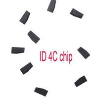 ingrosso 4c chip toyota-Chip chiave del risponditore di identificazione 4C del chip del risponditore dei chip di chiave dell'automobile per trasporto libero di Toyota 10pcs / lot