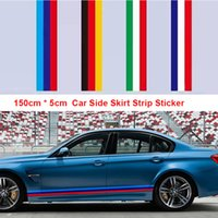 Wholesale Volkswagen Fiat - Italy German France Flag Auto Car Cover Mat Sticker Side Skirt Stickers for BMW Benz Ford Toyota Volkswagen Chevrolet Opel Lada Fiat