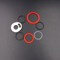 Wholesale Rubber Ring Seals - TFV12 Silicon O Ring Rubber Seal Ring For TFV12 TFV8 and Big Baby TFV4 Mini Subtank Toptank Melo 2 3 Ijust 2 S