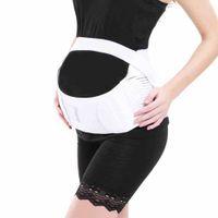 корсет для беременных оптовых-Wholesale- OUTAD Dual Purpose Pregnant Antenatal Postpartum Corset Belly Belt Maternity Pregnancy Support Belly Band Prenatal Care New