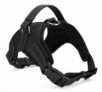 Wholesale Harness Pull - TAILUP No Pull Reflective Padded Dog Harness Easy Walk Large Dog Vest Harness S M L XL