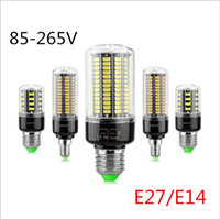 85-265 V SMD 5736 Lampada Real Watt 3W 5W 7W 9W 12W 15W E27 E14 LED Corn Bulb LED spot light più luminoso