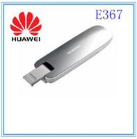 Wholesale Huawei Modem E367 - Unlocked Huawei E367 3G WCDMA modem HSPA+ USB Modem 28.8Mbps free shipping