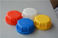 Wholesale Barrel Lid - Polyethylene Bucket Lid 25 Liter Square Type Cans Dedicated 4 Colors Plastic PE Covers 55mm Chemical Factory Barrels Caps