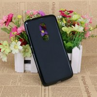 Wholesale Zte Phones Price - Soft TPU Black Ultra thin phone case for ZTE Axon 7 protection phone cover Wholesale price