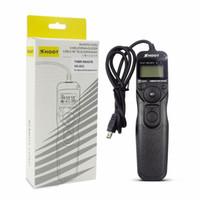 Wholesale Cable M1 - SHOOT RR-90 LCD Timer Remote Shutter for Fuji RR-90 Fujifilm X-T1 X-M1 X-A1 X-A2 Camera