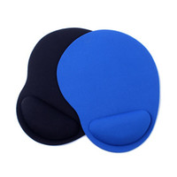 Wholesale Optical Trackball PC Thicken Mouse Pad Support Wrist Comfort Mouse Pad Mat Mice Gaming mousepad Office mouse pad