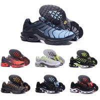 Wholesale Men Leather Pa - Cheap Zapatillaes Mens Casual Tn running Shoes,shoes sport TOP Quality Chaussures Hommes Tn Requin Pas Cher Running shoes EUR Size 40-46