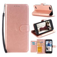 Multifunction Chain Wallet Leather Case para ZTE Tempo X N9137 Avid 4 Blade Vantage Z839 Money Pocket Cards Slot Stand Moda Telefone Cover