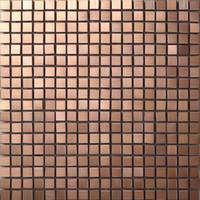 Wholesale Metal Backsplash Tile - Stainless Steel Mirror  Brush effect 3D kitchen backsplash home wall decoration mosaic tiles pack of 11 pieces 12''x12'', SA002