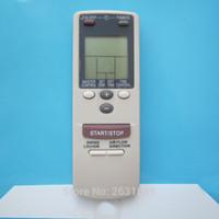 Wholesale Universal Remote Control Air Conditioner - Wholesale- for Fujitsu air conditioner remote control AR-BB1 AR-BB2 AR-JW19 universal AR-BB1 AR-BB9 AR-DB3 AR-DB4 AR-DB7