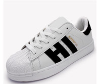 Wholesale Adi Shoes - 2017 NEW sell well Fashion sports Casual shoes Free shipping ADI sneakers shoes DAS Men and women shell headboard shoes