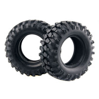Black sponge rock - 4x Rubber Tyre mm Tires Sponge insert RC Rock Climbing Car L