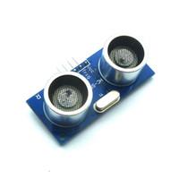 mesafe modülü toptan satış-Ultrasonik Modülü HC-SR04 HC SR04 Mesafe Arduino Örnekleri DIY Starter Kit Için Dönüştürücü Sensör Ölçüm