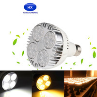 PAR30 E27 LED Spot Down Light 35W Super Bright Led Spotlight Lâmpada Lights AC110-265V Track Lamp Bulb Home Decor Frete Grátis