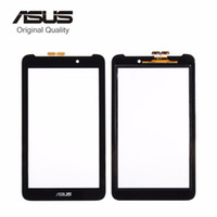 Wholesale Touchscreen Parts - Wholesale- New 7 inch For Asus ME70CX K01A ME170 Touch Screen Digitizer Glass Sensor Replacement Parts Tablet Pc Touchscreen