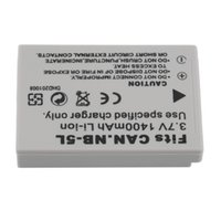 bateria da câmera de substituição venda por atacado-Bateria de Câmera de Alta Qualidade 3.7 V 1400 MAH Bateria Li-ion para Câmera CANON NB-5L