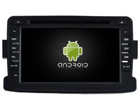 Wholesale Car Dvd Gps Renault - Navirider octa core android 6.0 car dvd player for RENAULT Duster (2012-2013) with gps navigation radio audio stereo 3G wifi dvr head units