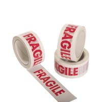 packing tape custom - Hot sale Cheapest Custom Warning Bopp Fragile Tape Used For Warning And Packing