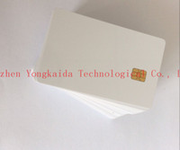 180pcs 4442 Чип PVC Smart Blank Inkjet Printable Contact Card