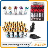 formula pc with best reviews - 20 Pcs Volk RAYS Racing Formula Nut Set Wheel Lug Nut M12x1.5 or M12x1.25 L=45mm Black Red Gold Purple RS-LN001