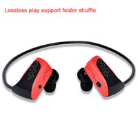 Großhandel-Brand New Real 8G MP 3 Spieler für Son W Serie NWZ-W262 Reproductor Mp3 Free Musik Download Spieler Sport Walkman Earbuds