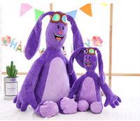 Wholesale Japanese Hot Baby Doll - Factory wholesale new hot sale of Japanese elf rabbit toys baby girl's birthday gift grasping machine doll