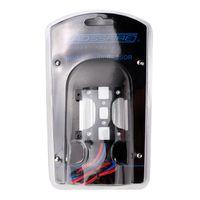 condensateurs de puissance achat en gros de-Nouvelle voiture électrique suppresseur de bruit audio voiture stéréo 10AMP filtre antiparasite alarme ajusteurs installateurs isolateur boucle de terre de condensateur de puissance