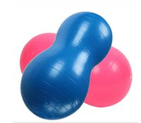 Wholesale stability exercises for sale - Anti Burst Yoga exercise Balls Balance Ball for Pilates Stability Training and Physical Therapy peanut balls