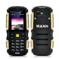 "Wholesale Mann Rugged Phone - 5pcs Original MANN ZUG S 2.0"" IP67 Waterproof mobile phone dustproof shockproof Outdoor phone Rugged Dual SIM 3G CDMA MP3 cell phone"