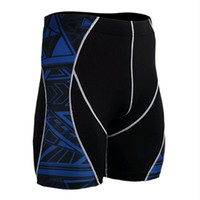 origins fitness - Compression Shorts Man s Fitness Tight Shorts D Print Short Skinny Bodybuilding Breathable MMA Brand Origin life on track