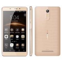 "Wholesale Dual Core Ips Mp - Original Leagoo M8 Smartphone 5.7""HD IPS Android 6.0 MT6580A Quad Core 2GB+16GB 3500mAh Battery 13.0 MP Fingerprint ID Phone"