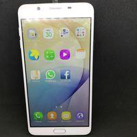 Wholesale Android Smartphone 512 - Super J9 Prime Smartphone MTK6580 Quad Core 3g 6.0Inch Smartphone Dual Camera Auto Focus 5.0 Back Camera 512 MB RAM 4GB ROM Cellphone