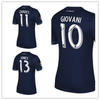 44ce15d8076 Whosales Discount New LA Galaxy 2018 Soccer Jersey