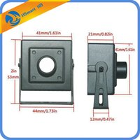 Wholesale Dvr Pcb - CCTV Metal Mini Box Camera Housing   Case For sony ccd 38x38 AHD 1080P IP Cam PCB (No Lens Camera Board) dvr Surveillance System