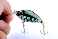 baits floating vmc hook оптовых-Bionic Shade Bass Рыболовные Приманки Приманки 6.5 см, 8.5 г Пластиковые Искусственные Swimbait Рыбалка Pesca Снасти Крючки Поддельные Приманки Рыбы