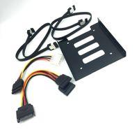 pc sabit diskler toptan satış-YENI Inateck Sabit Disk Sürücüsü Muhafaza SSD PC Için Dahili Montaj Kiti Braketi SATA Veri Kablosu