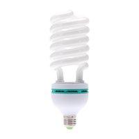 Wholesale Video Daylight Bulb - Wholesale-Photographic Lighting E27 220V 150W 5500K Photo Studio Bulb Video Light Photography Daylight Lamp for Photography